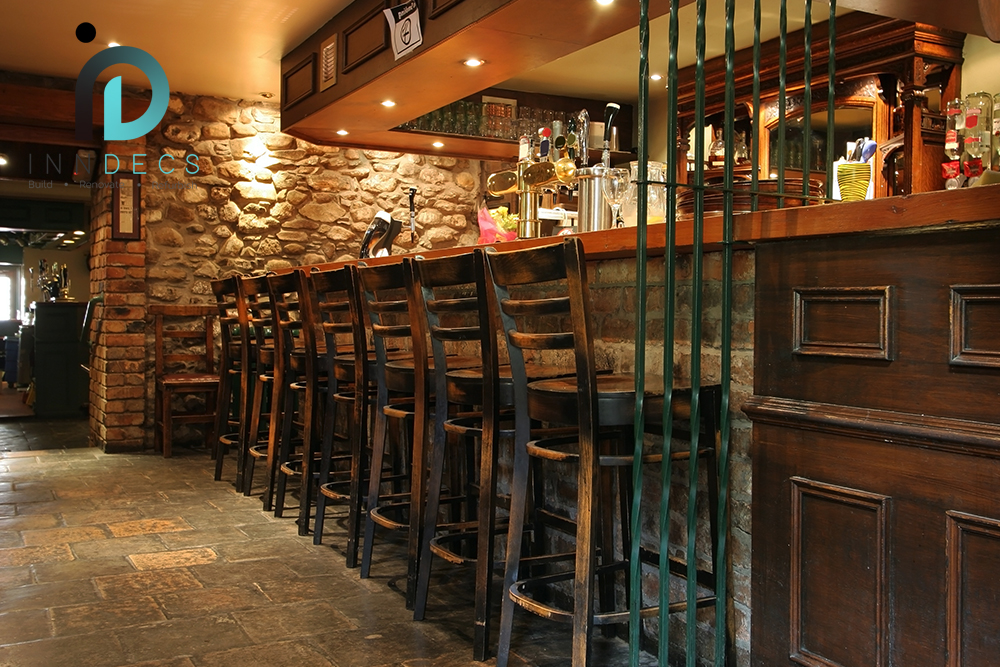 Inndecs September 2020 blog on pub refurbishment